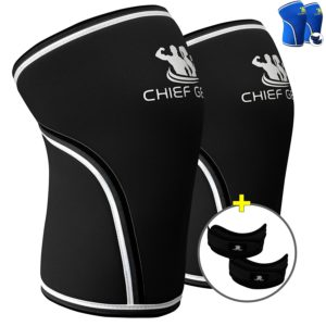 chief-gear-knee-compression-sleeve