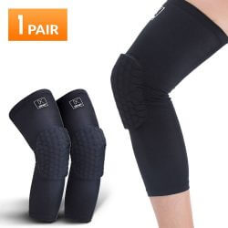 keepafit-compression-basketball-knee-pads