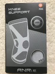 anri e knee sleeve in box review
